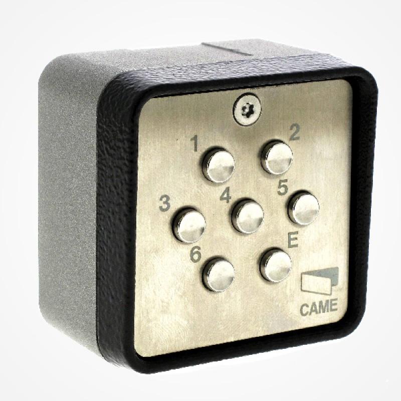 Ouverture Portail électrique Digicode Ou Télécommande Portail